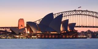 RBG Opera Bridge Crop Royalty Free Stock Image