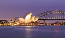 RBG Opera Half Bridge Set Royalty Free Stock Photography