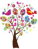Árbol de Pascua Foto de archivo libre de regalías