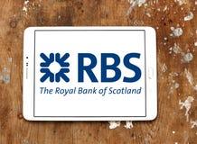 Rbs bank logo Royalty Free Stock Images