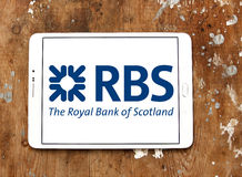 Rbs banklogo Royaltyfria Bilder