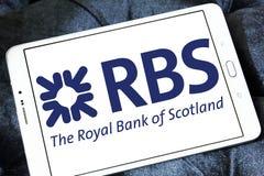 Rbs banklogo Royaltyfri Bild