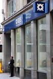 RBS - Royal Bank de Scotland Fotografia de Stock Royalty Free