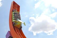 RC θέρετρο Παρίσι Disneyland δρομέων Στοκ εικόνα με δικαίωμα ελεύθερης χρήσης
