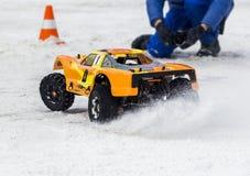 RC πρότυπο αυτοκίνητο Στοκ φωτογραφίες με δικαίωμα ελεύθερης χρήσης