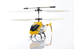 rc вертолета Стоковая Фотография