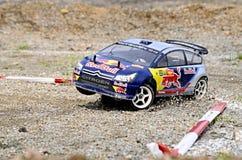 rc ралли автомобиля Стоковое Изображение RF