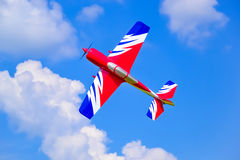 RC airplane Royalty Free Stock Photography