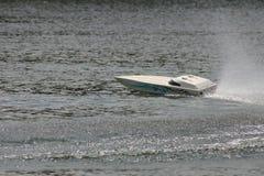 RC Boat Stock Photo