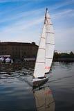 RC-fartyg Fotografering för Bildbyråer