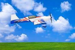 RC Flugzeug Lizenzfreies Stockfoto