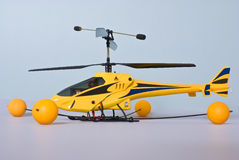 RC Helicopter Royalty Free Stock Photos