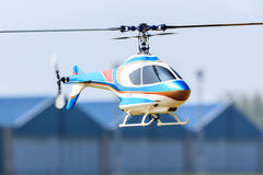 RC helicopter Royalty Free Stock Photography