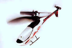 Rc helicopter toy Royalty Free Stock Images