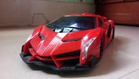 Rc Lamborghini royalty free stock photography