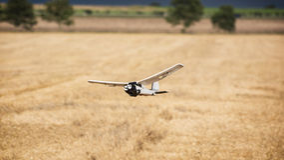 Rc model aircraft Royalty Free Stock Photo