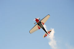RC modelvliegtuig Royalty-vrije Stock Afbeeldingen