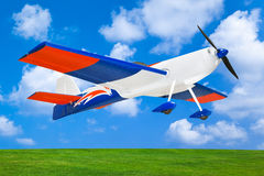 RC plane Royalty Free Stock Image