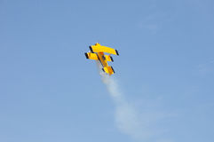 RC Plane Air Show Stock Image