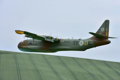 RC plane Dornier 214,Halenkovice meeting Royalty Free Stock Photography