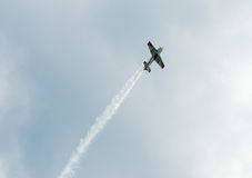 RC plane Royalty Free Stock Photo