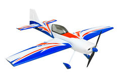 RC plane Royalty Free Stock Photos