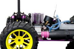 RC radio control Car Monster Truck Royalty Free Stock Image