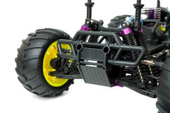 RC radio control Car Monster Truck Royalty Free Stock Photo
