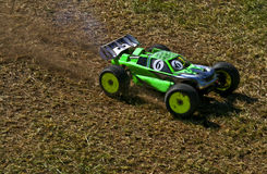 RC rally car Stock Photos