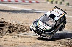 Rc rally car stock photos