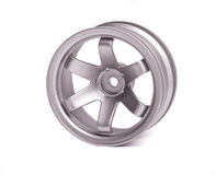 RC silver rim Royalty Free Stock Image