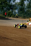 Rc toy car rally Stock Photo
