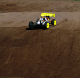 Rc toy car rally Stock Images