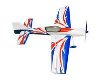 RC vliegtuig stock fotografie