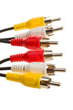 RCA cable Stock Photos