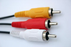 Rca cord Stock Images