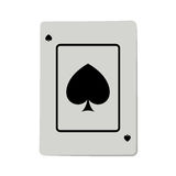 Rcasino poker cards Stock Images
