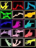 ręce Obrazy Royalty Free