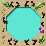 réception de Chaud-baquet Image stock