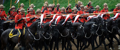 RCMP Stock Photo