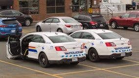 RCMP-kryssare royaltyfria foton