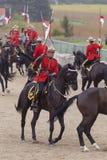 RCMP Musical Ride in Ancaster, Ontario Stock Photos