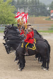 RCMP Musical Ride in Ancaster, Ontario Royalty Free Stock Images