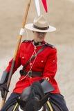 RCMP Muzykalna przejażdżka w Ancaster, Ontario Zdjęcia Royalty Free