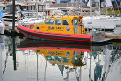 RCMSAR Rescue Craft Royalty Free Stock Photos