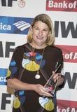 récompenses de base du media des 27èmes femmes internationales annuelles Images libres de droits