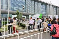 43rd конференция рекламы мира Стоковое Изображение RF