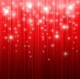 röd bakgrundsjul Royaltyfri Foto