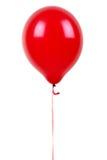 Röd ballong Royaltyfria Foton