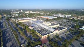 163rd centro commerciale della via Fotografia Stock
